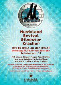 Musicland Revival Silvester Kracher
